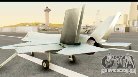 F-35B Lightning II Hatsune Miku Version для GTA San Andreas