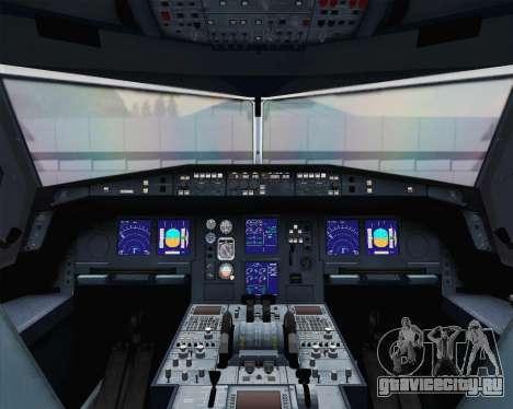 Airbus A330-300 SAS Star Alliance Livery для GTA San Andreas вид справа