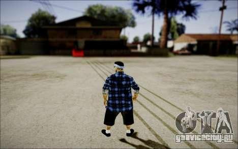 Ghetto Skin Pack для GTA San Andreas