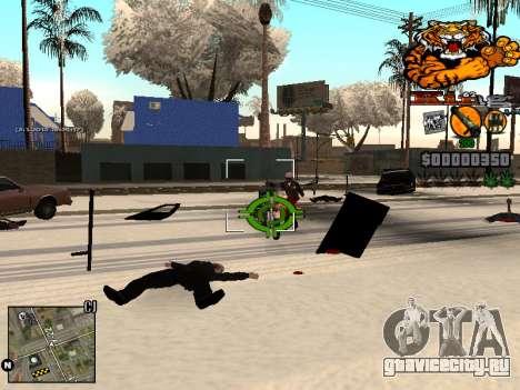 C-HUD King для GTA San Andreas четвёртый скриншот