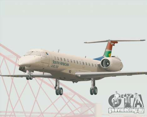 Embraer ERJ-135 South African Airlink для GTA San Andreas