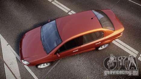 Declasse Premier Sport R для GTA 4 вид справа