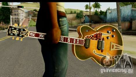 New Baseball Bat для GTA San Andreas третий скриншот