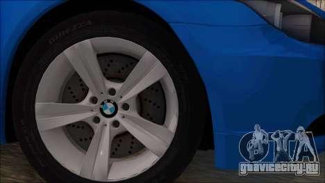 BMW 520i E60 для GTA San Andreas
