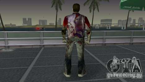 Мертвечина для GTA Vice City третий скриншот