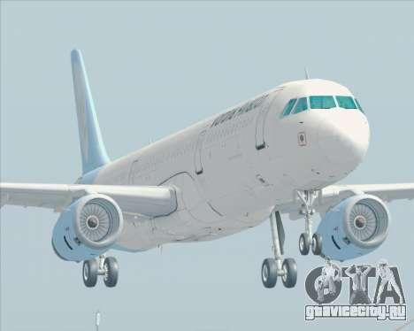 Airbus A321-200 Vorona Aviation для GTA San Andreas