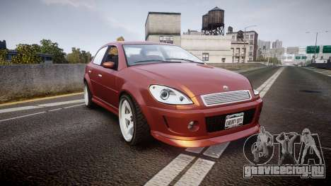 Declasse Premier Sport R для GTA 4