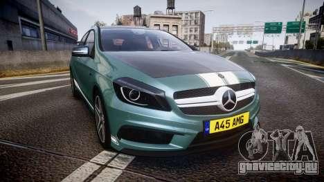 Mersedes-Benz A45 AMG PJs5 для GTA 4