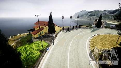 Карта Французская Ривьера v1.2 для GTA 4 второй скриншот