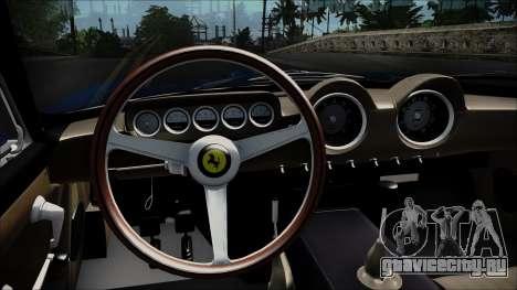Ferrari 250 GT Berlinetta Lusso 1963 [HQLM] для GTA San Andreas