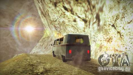 ENB Autumn для GTA San Andreas второй скриншот
