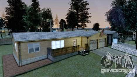 ClickClacks ENB V1 для GTA San Andreas восьмой скриншот