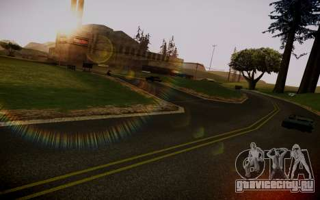 Fourth Road Mod для GTA San Andreas