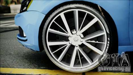 Volkswagen Jetta 2015 для GTA San Andreas