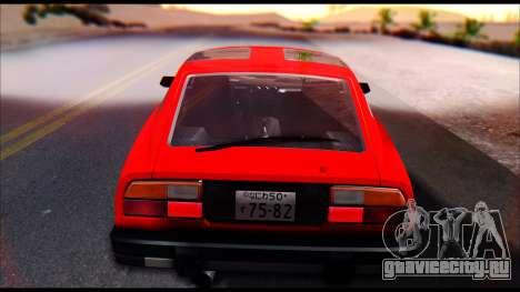 Nissan S130 для GTA San Andreas вид справа