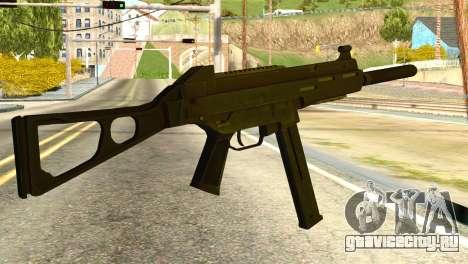 UMP45 from Global Ops: Commando Libya для GTA San Andreas второй скриншот