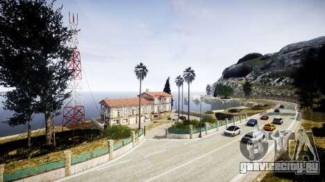 Карта Французская Ривьера v1.2 для GTA 4 четвёртый скриншот
