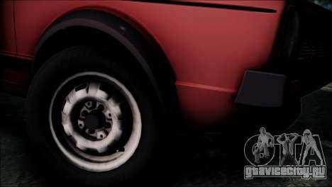 Volkswagen Golf Mk1 GTD для GTA San Andreas