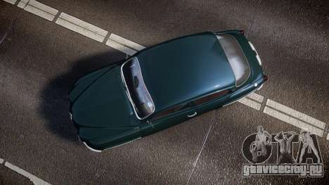 Saab 96 [Final] для GTA 4 вид справа