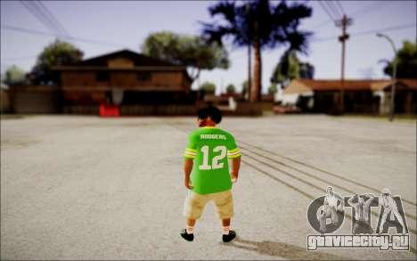 Ghetto Skin Pack для GTA San Andreas девятый скриншот