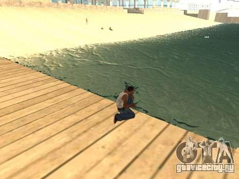 ENB для слабых PC by RonaldZX для GTA San Andreas третий скриншот