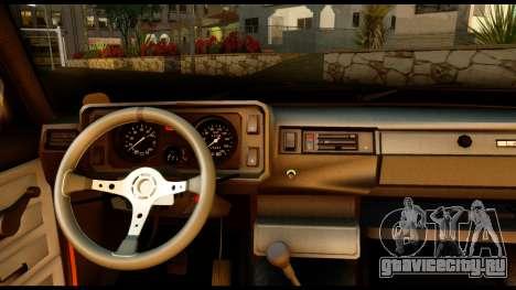 ВАЗ 2105 JDM для GTA San Andreas вид сзади слева