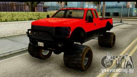 GTA 5 Vapid Sandking SWB для GTA San Andreas