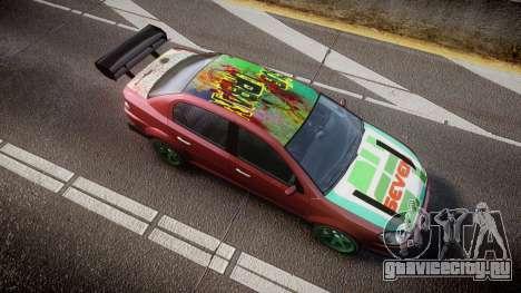 Declasse Premier Touring для GTA 4 вид справа