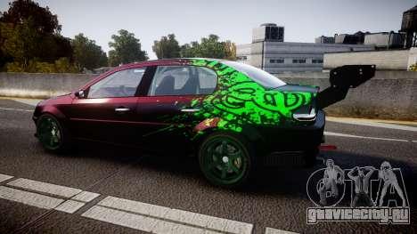 Declasse Premier Touring для GTA 4 вид слева