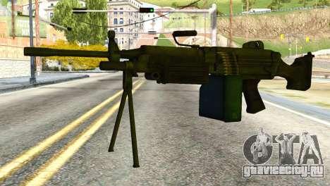 M16 from Global Ops: Commando Libya для GTA San Andreas