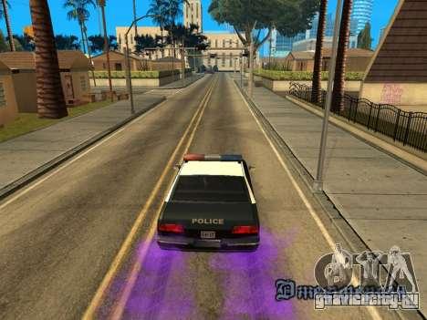 Fagot Funny Effects 1.1 для GTA San Andreas шестой скриншот