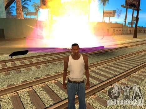 Fagot Funny Effects 1.1 для GTA San Andreas четвёртый скриншот