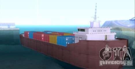 ENB для слабых компьютеров для GTA San Andreas седьмой скриншот