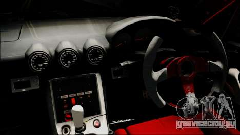 Nissan Silvia S15 EE для GTA San Andreas вид справа