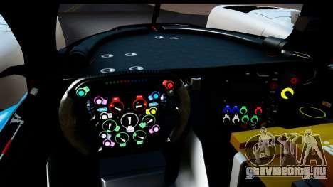 Toyota TS040 Hybrid 2014 для GTA San Andreas