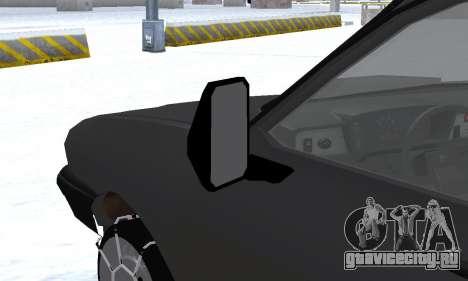 Dacia 1305 Papuc Pick-Up Drop Side 1.9D для GTA San Andreas салон