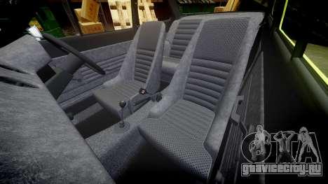 Ford Escort RS1600 PJ44 для GTA 4 вид сбоку