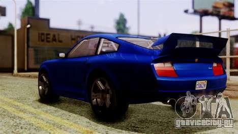 GTA 5 Pfister Comet SA Mobile для GTA San Andreas