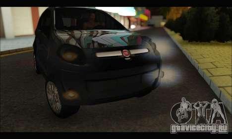 Fiat Palio 2013 для GTA San Andreas
