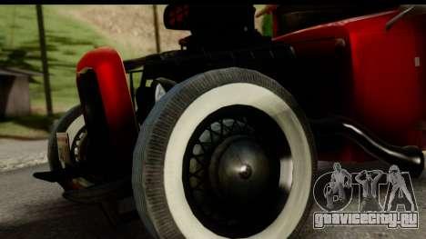 Smith 34 Hot Rod для GTA San Andreas вид сзади слева