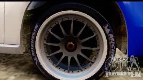 Ford Focus для GTA San Andreas вид сзади