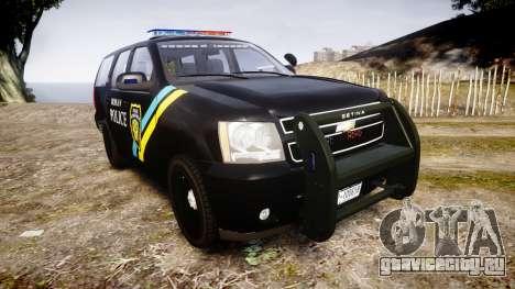 Chevrolet Tahoe 2010 Sheriff Bohan [ELS] для GTA 4