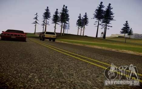 Fourth Road Mod для GTA San Andreas