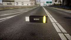 USB-флеш-накопитель Sony yellow