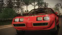 Pontiac Turbo Trans Am 1980 Bandit Edition