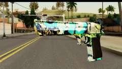 Grafiti Desert Eagle для GTA San Andreas