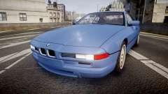 BMW E31 850CSi 1995 [EPM] для GTA 4
