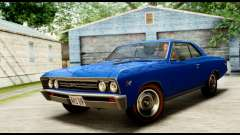 Chevrolet Chevelle SS 396 L78 Hardtop Coupe 1967