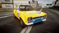 Ford Escort RS1600 PJ93