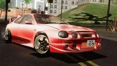 Toyota Celica GT-Four для GTA San Andreas
